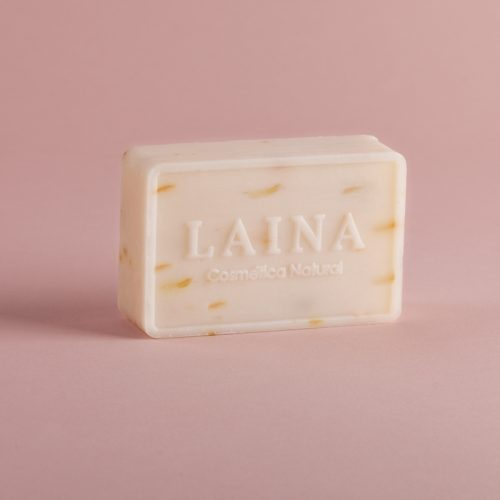 Jabon solido de karite Laina Cosmetics